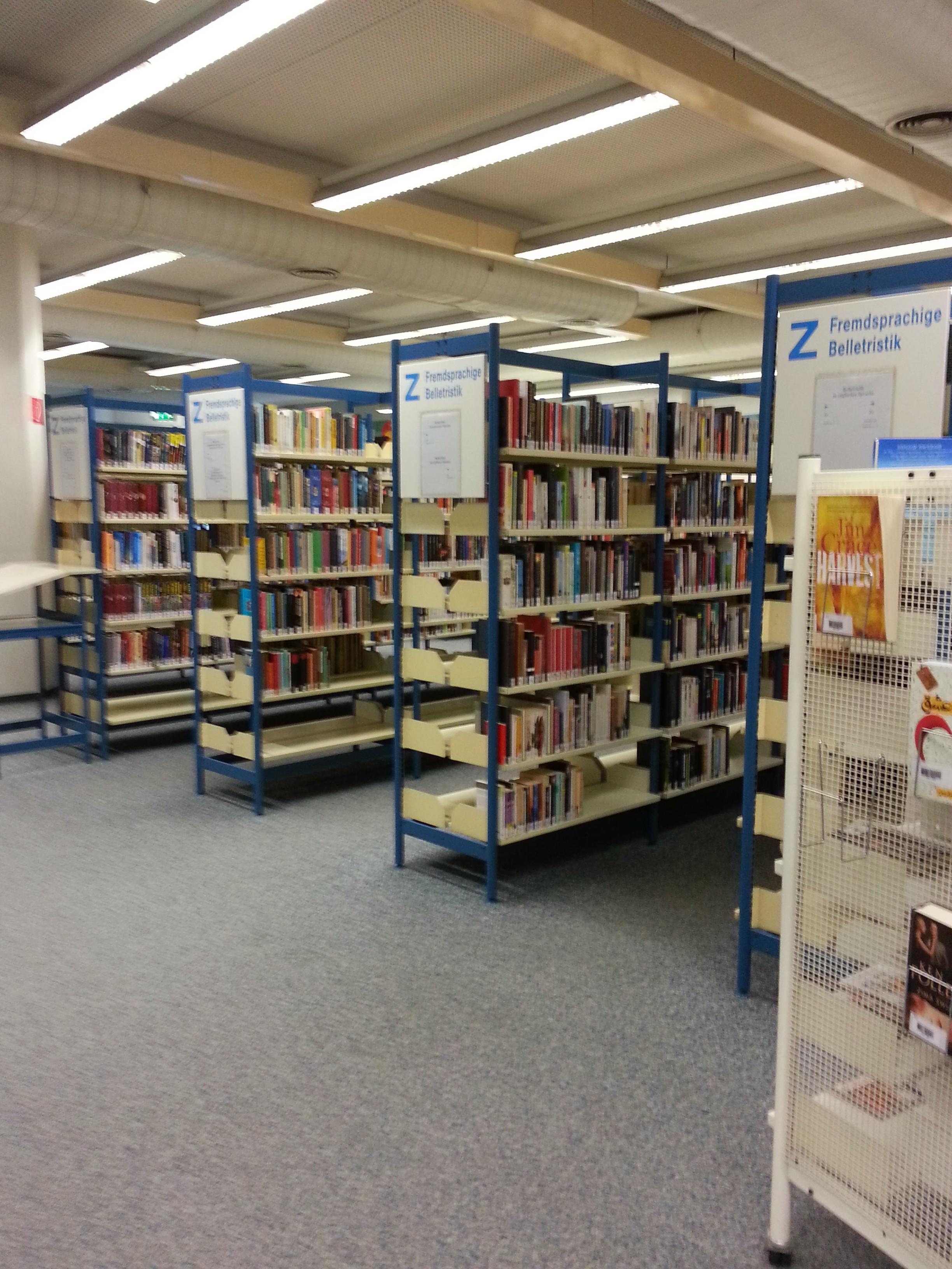 Düsseldorfer Stadtbücherei