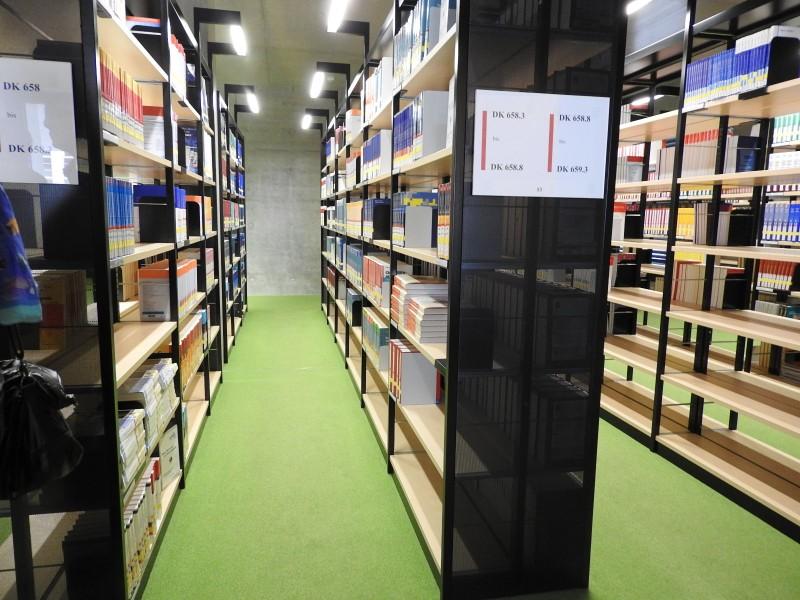Bibliothek der HTWK