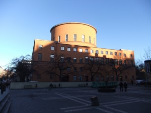Zentralbibliothek im Asplundgebäude