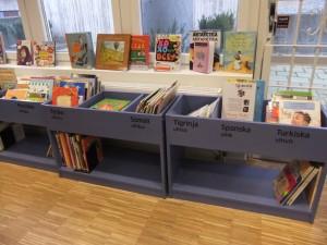 Stadtbibliothek Husby