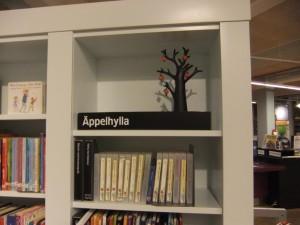 Äppelhylla - Kindermedien in leichter Sprache