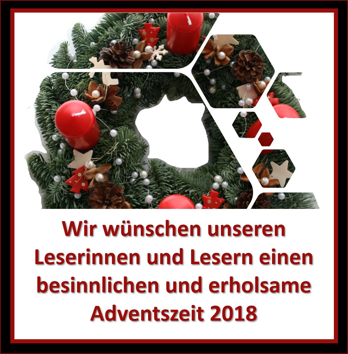 Adventswünsche 2018