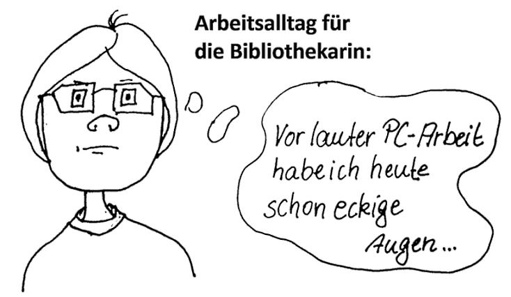 Die Bibliothekarin - Nr. 6