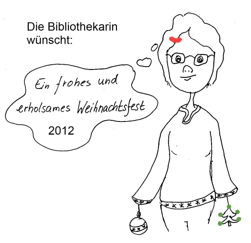 Die Bibliothekarin - Weihnachten