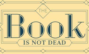 Das Buch ist nicht tot