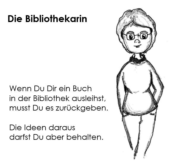 Die Bibliothekarin – Miniserie 02, Nr. 11 – Geborgt
