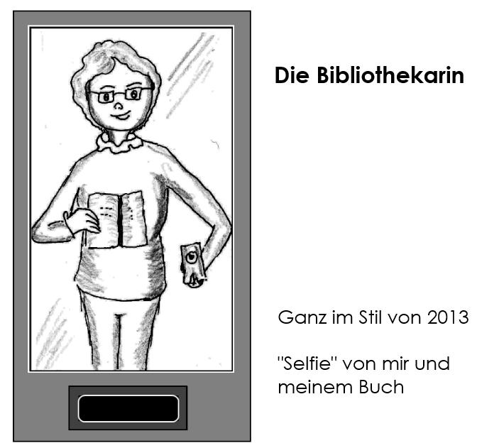 Die Bibliothekarin – Miniserie 02, Nr. 20 – Porträt