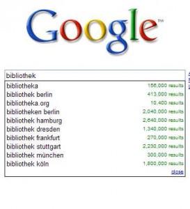 google semantische suche