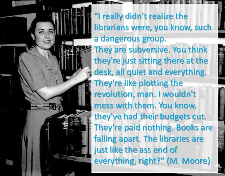 Subversive Librarians
